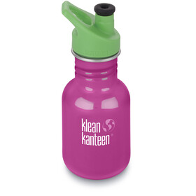 Klean Kanteen Kid Classic Bottle Sport Cap 3.0 355ml Wild Orchid